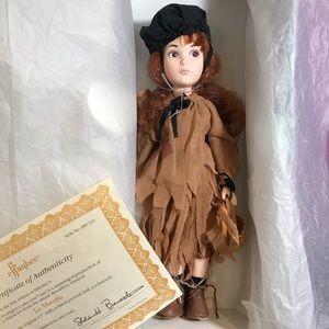 Effanbee * NEW Les Miserables Cosette Doll FB1321